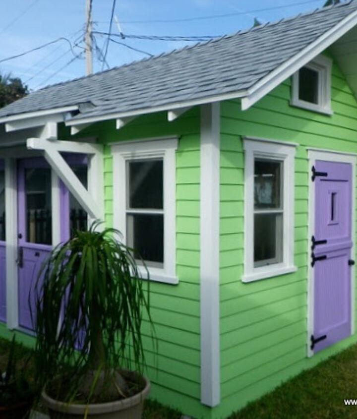 10'x14' Custom artist shed