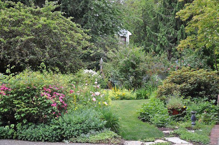 i love gardening in the pnw, gardening