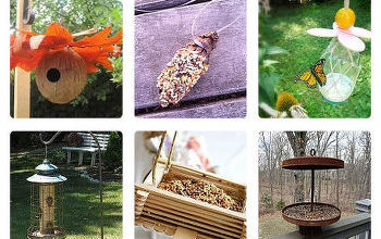 27 diy animal feeder ideas, diy, outdoor living