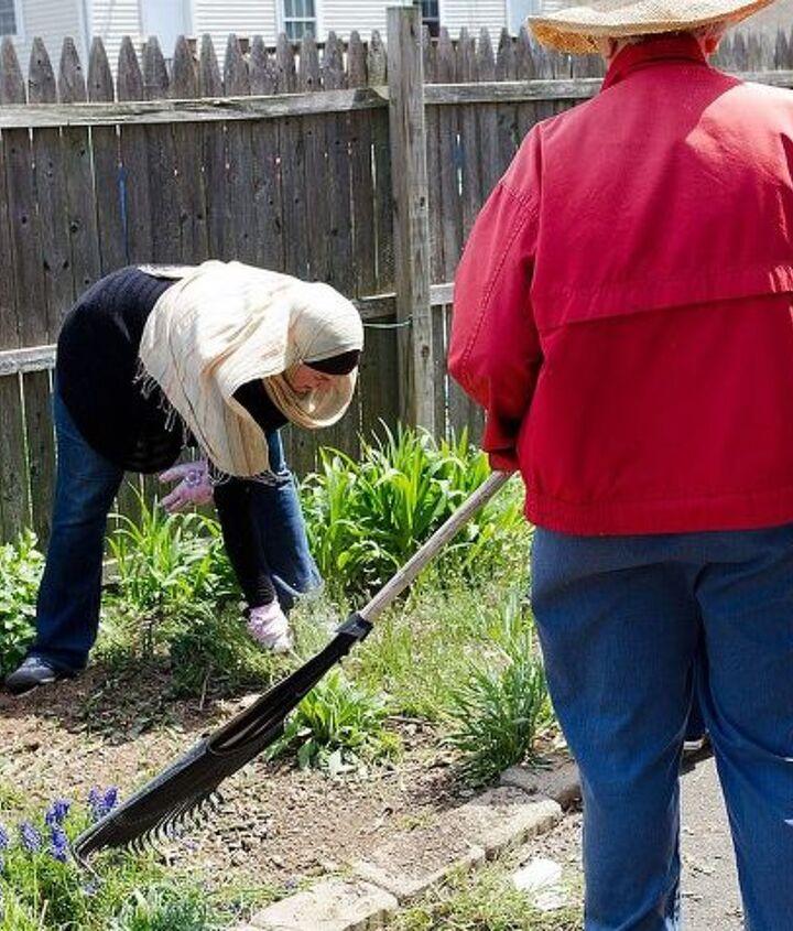 garden party, gardening