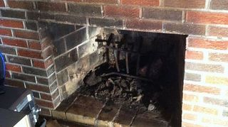 q need help closing off fireplace, fireplaces mantels, home maintenance repairs, how to