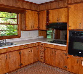 Flip House 1960s Kitchen Before And After A Major Kitchen Renovation,  Countertops, Diy,
