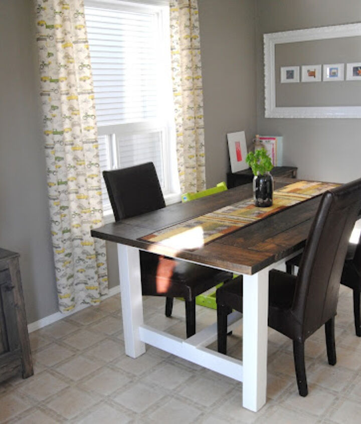 Dining Area After