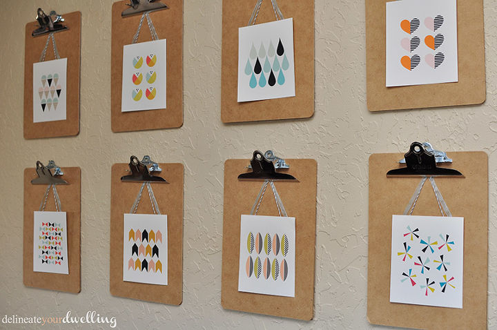 what to do with your old 2013 calendars, home decor, repurposing upcycling