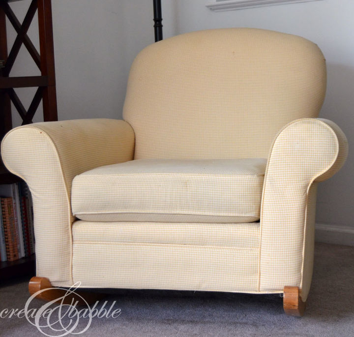 """The chair """"before"""""""