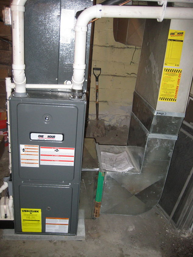 Have your furnace or boiler checked before it gets cold
