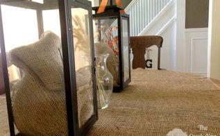a simple fall dining room, dining room ideas, seasonal holiday decor