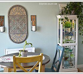 Perfect A Flea Market Flip Curio Cabinet, Home Decor, Living Room Ideas, Painted  Furniture