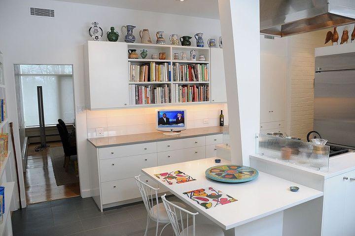 contemporary kitchen in lafayette hill pa, home decor, kitchen design