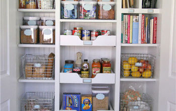 five pantry mistakes you don t want to make, closet, kitchen cabinets, kitchen design, organizing