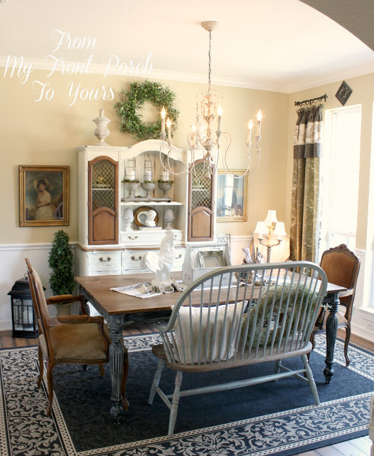 DIY Planked Dining Room Table | Hometalk