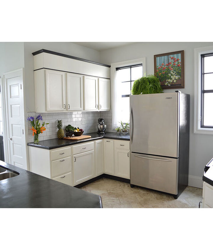 A DIY kitchen remodel 18 months in the making