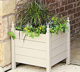 Diy 15 Outdoor Planter Boxes, Decks, Doors, Gardening, Outdoor Living,  Woodworking