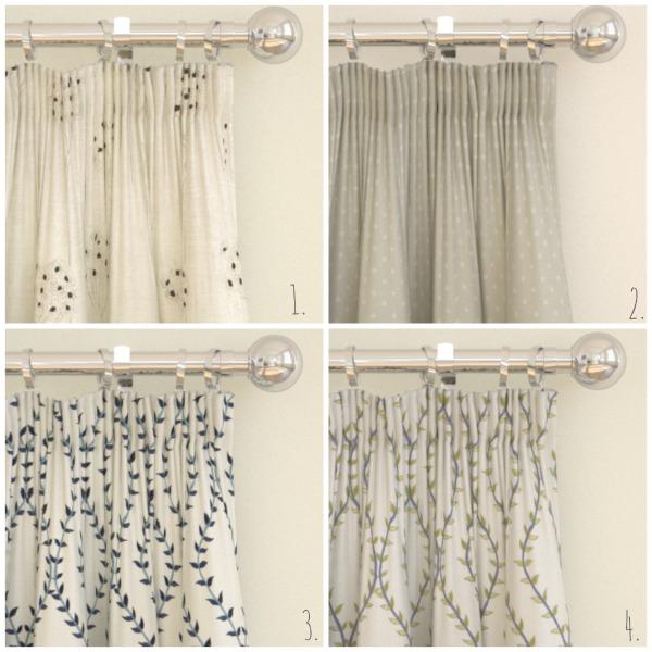i need curtain decision help please, home decor