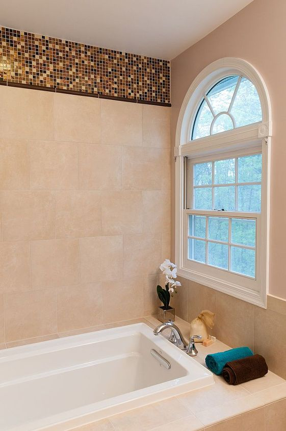 potomac md 20878 master bathroom, bathroom ideas, home decor, home improvement