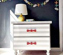 how to spray paint laminate furniture, painted furniture