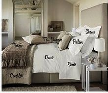 3 ways to create a beautiful and comfortable bed, bedroom ideas, home decor