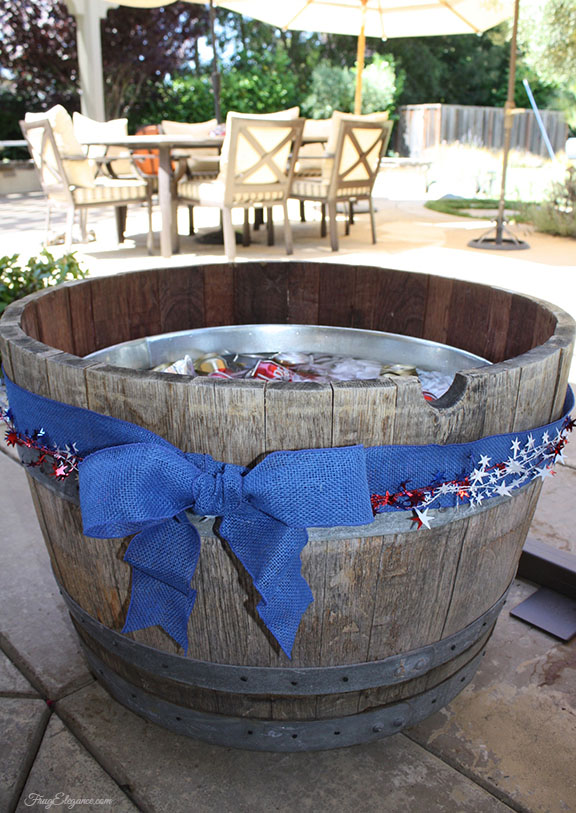 Patriotic Decorations- Perfect for July 4th!