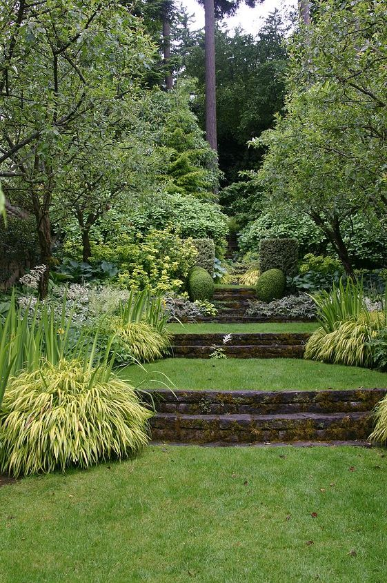 watch a gardener s diary on hulu com a beautiful terraced garden in portland, gardening