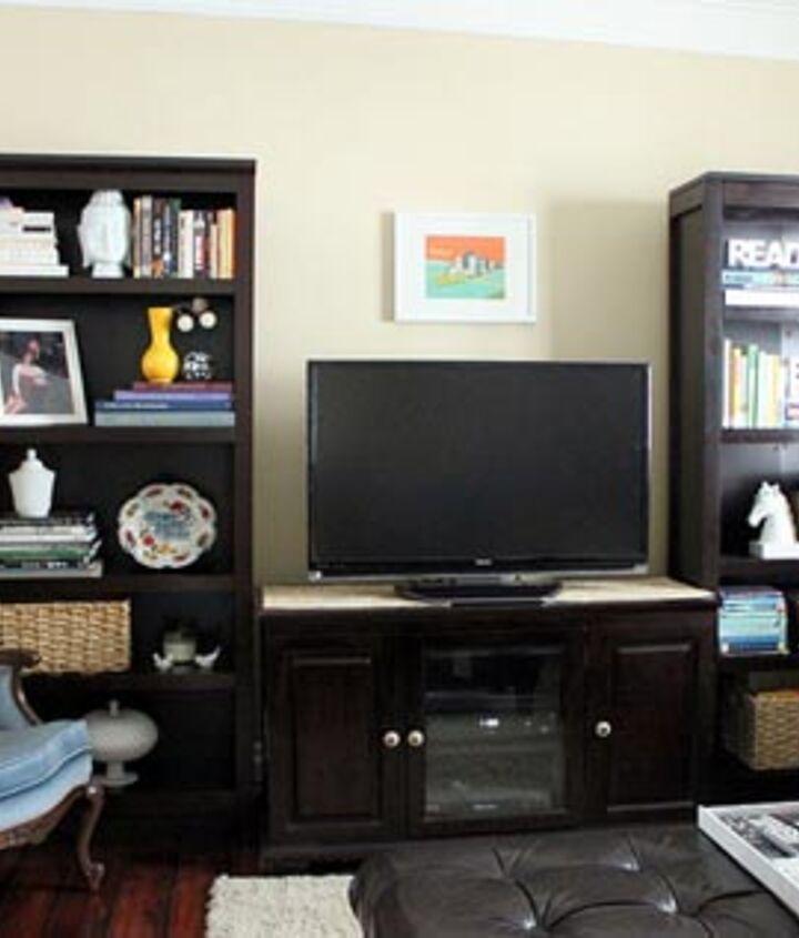 modern cottage house tour, home decor, living room