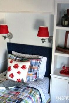 big boy nautical themed bedroom makeover, bedroom ideas, home decor, A view from the other side of the room