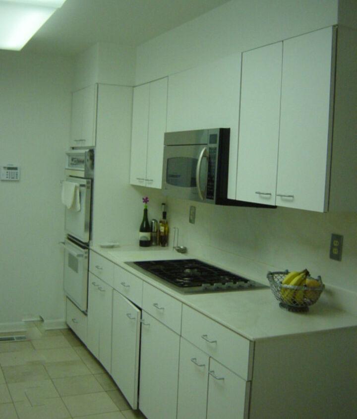 1960 s ranch kitchen makeover, home decor, home improvement, kitchen design