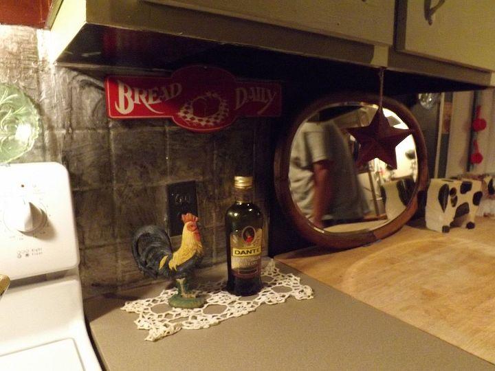 Strange An Inexpensive Kitchen Backsplash For About 1 99 Hometalk Interior Design Ideas Truasarkarijobsexamcom