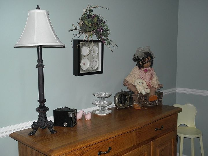 I purchased this lamp on sale at a home decorator store.  Only paid around $20.00.