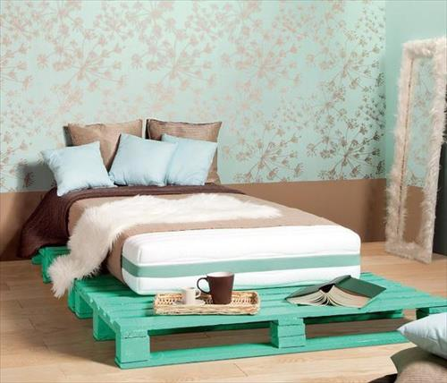99 Pallets Recycled Pallet Furniture Ideas Diy Projects Painted