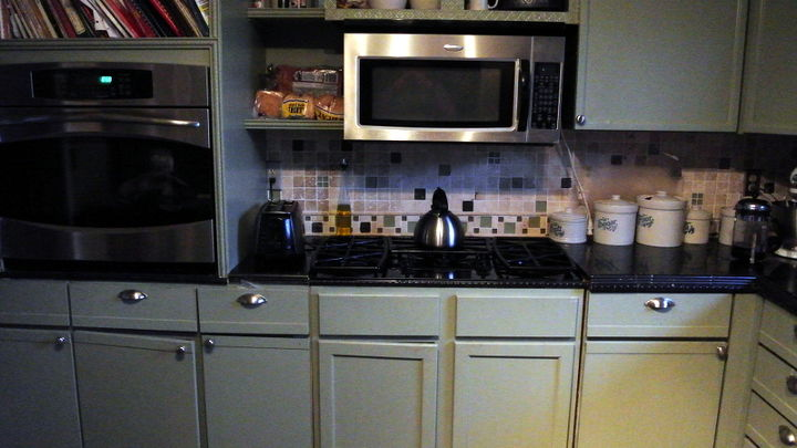saving on granite under cook top, countertops, kitchen design
