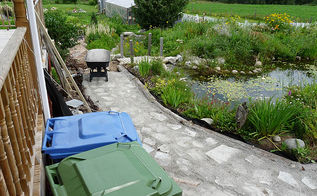 garden path design idea, gardening, landscape, outdoor living, ponds water features, Cheap Garden Path See how to build it