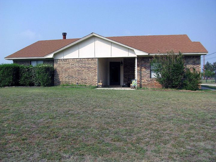 This is the front view from the street.