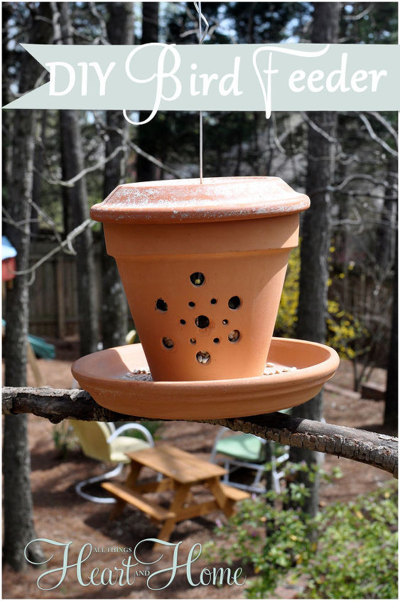 Easy and oh so cute spring project!