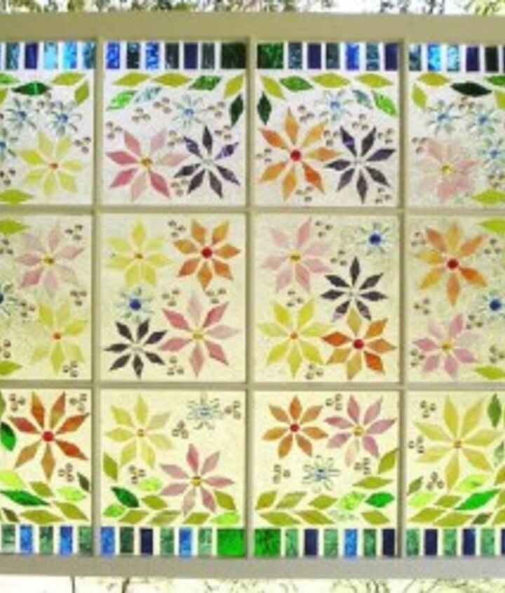 Faux stained glass windows and picture frames http://www.empressofdirt.net/diywithoutpowertools/