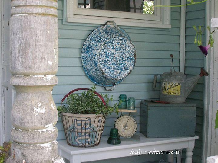 Potting Shed Porch