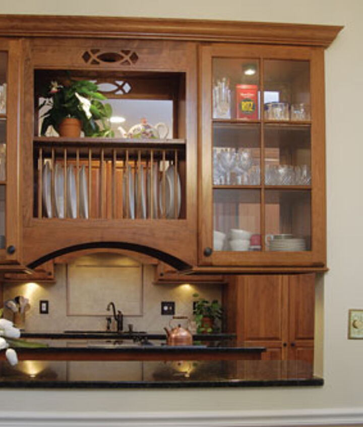 Top Mounted Custom Hutch