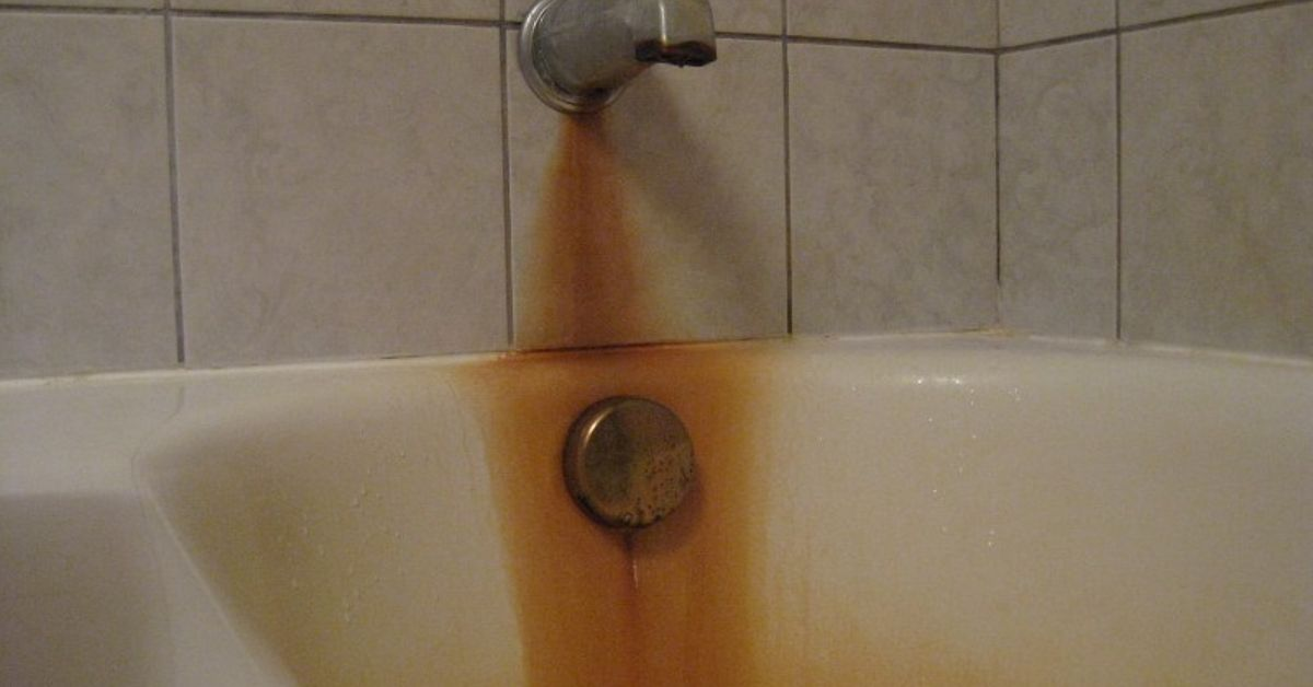 How to Remove Rust Stains From Tub | Hometalk
