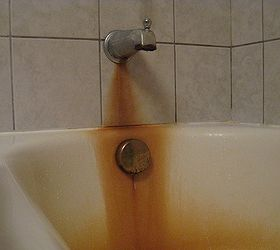 Merveilleux How To Remove Rust Stains From Tub, Bathroom Ideas, Cleaning Tips, If This