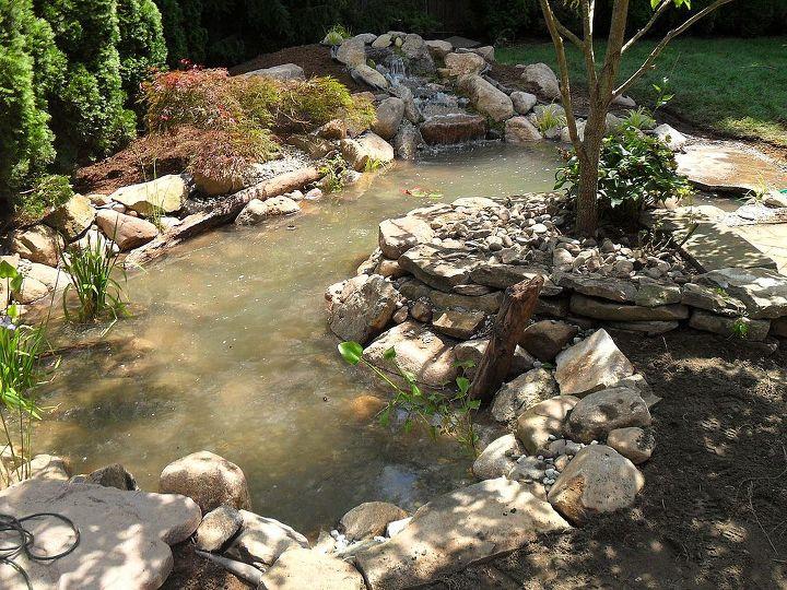 12 x 18 pond in Park Ridge NJ