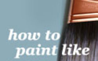 diy painting tips, painting