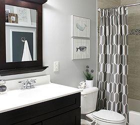 Merveilleux Shared Boys Guest Bathroom, Bathroom Ideas, Home Decor, The Finished  Bathroom
