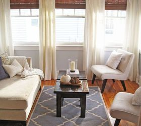 Pottery Barn Room Ideas Part - 42: How To Make Pottery Barn Like Linen Curtains, Home Decor, Living Room Ideas,