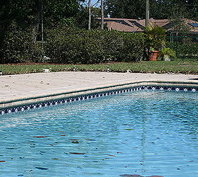 Renovating A Pool Deck Without Removing Old Cracked Concrete Deck, Concrete  Masonry, Decks,
