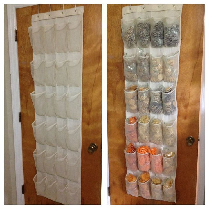 packing lunch made easy no pantry no problem, cleaning tips, closet, kitchen design