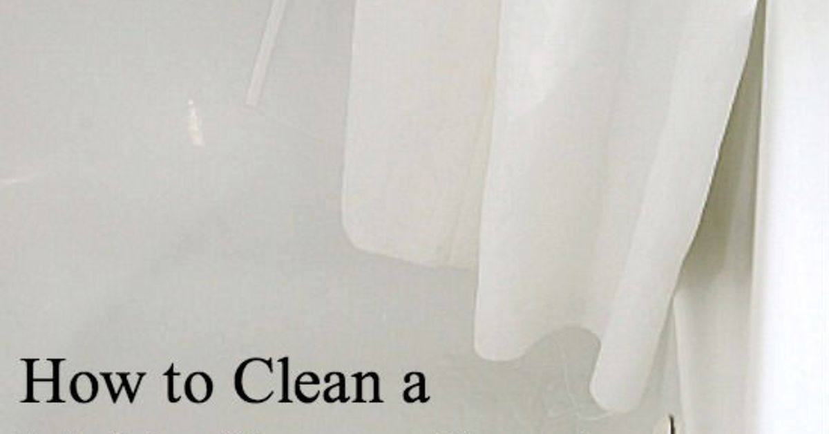 how to clean shower mold with bleach