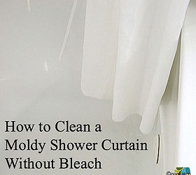 Captivating How To Clean Shower Curtain Liner Without Washing Machine