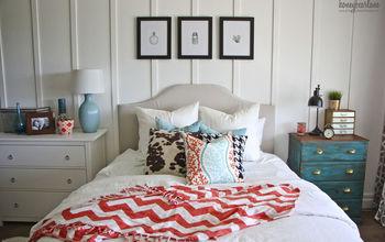 master bedroom makeover, bedroom ideas, home decor