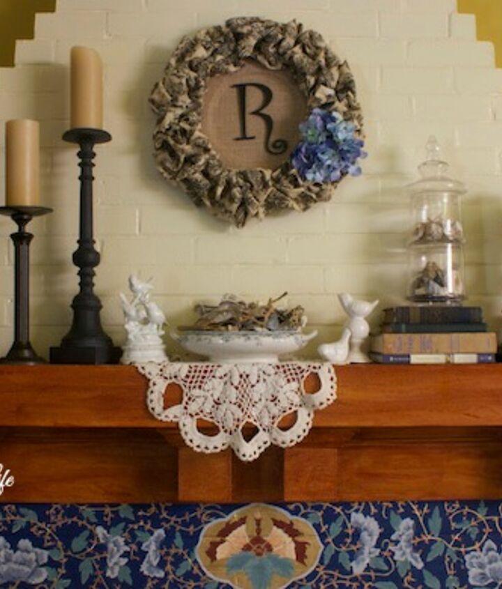 summer mantel, christmas decorations, fireplaces mantels, seasonal holiday d cor, wreaths