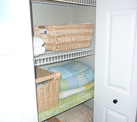 Bon Linen Closet Rescue Mission Organizing The Linen Closet, Closet,  Organizing, Part Way Through