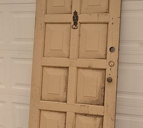 8 paneled door headboard doors repurposing upcycling woodworking projects : panneled doors - pezcame.com